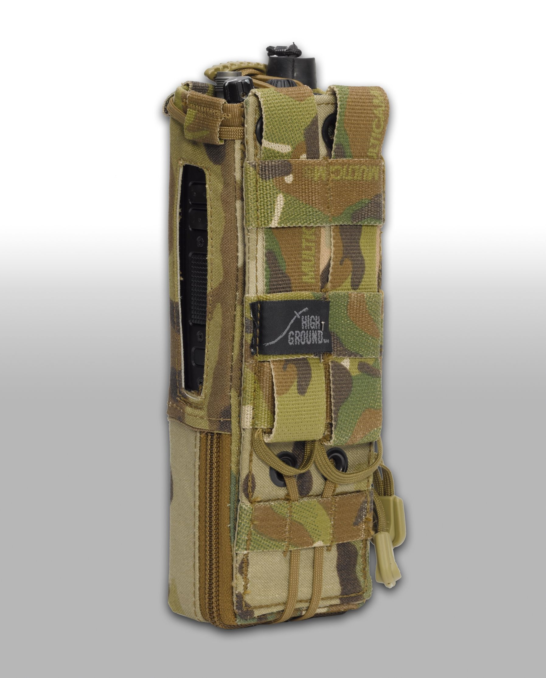 High Ground Gear Single Handed Drop Down Prc 152 Pouch